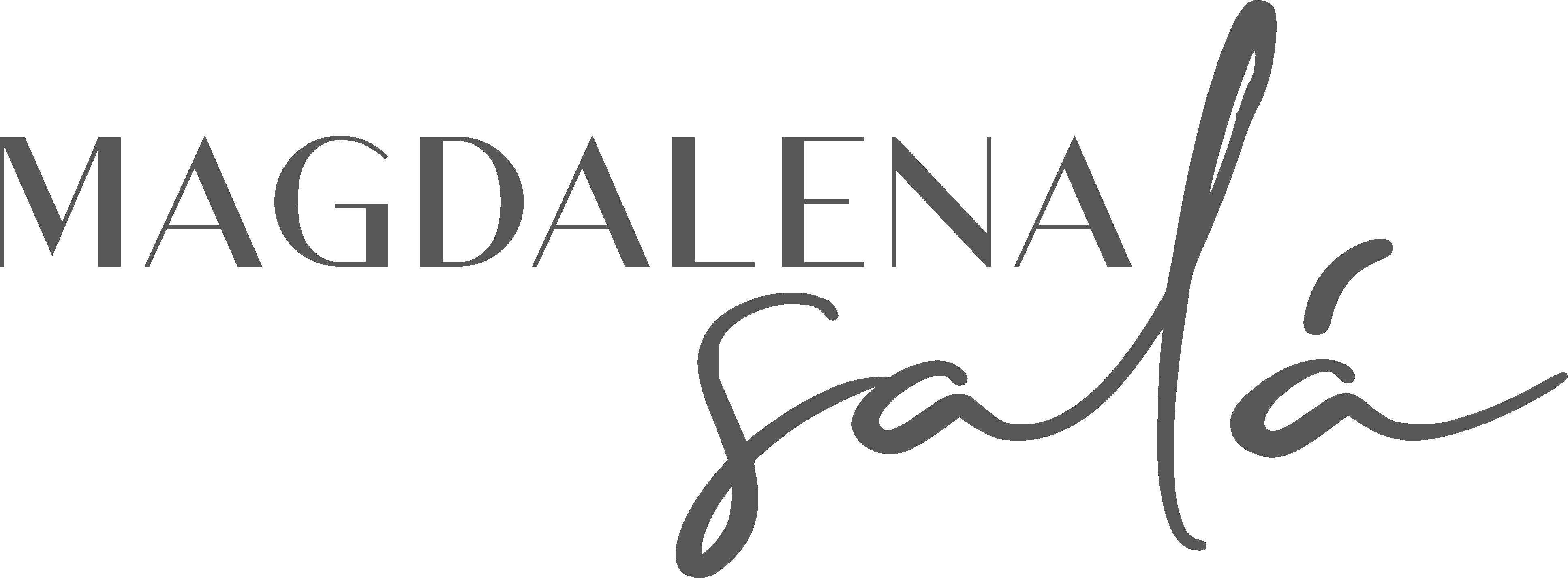 Logotipo Magdalena Sala