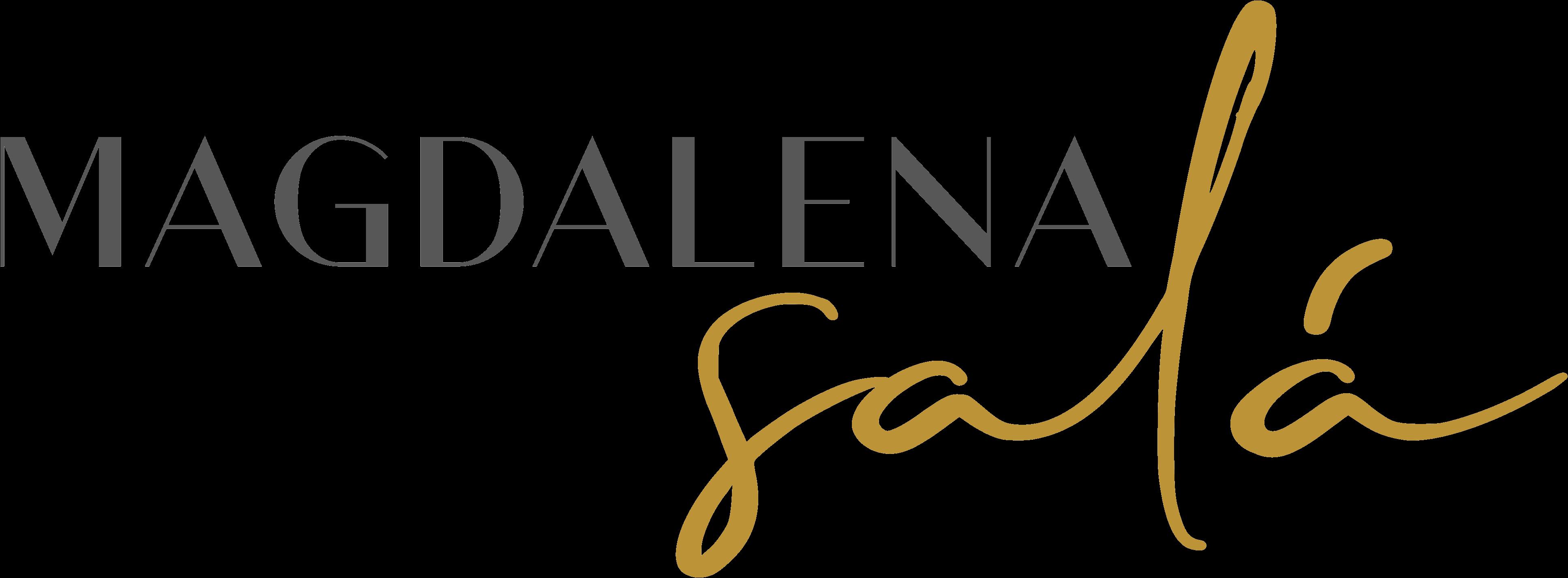 logotipo magdalena sala dijo