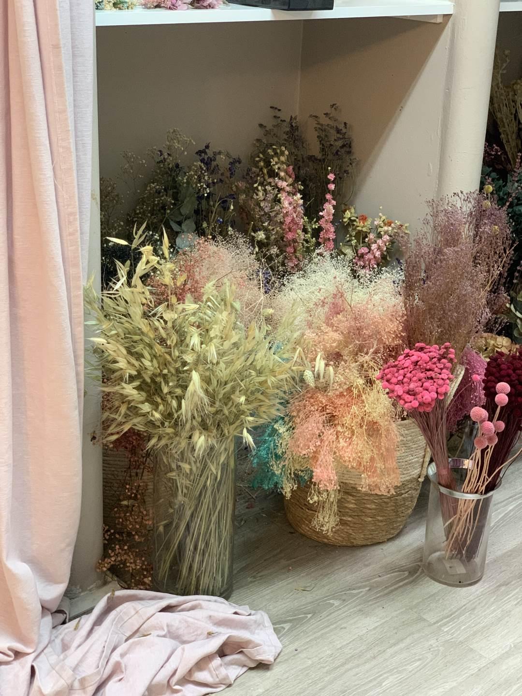 magdalena sala flores preservadas